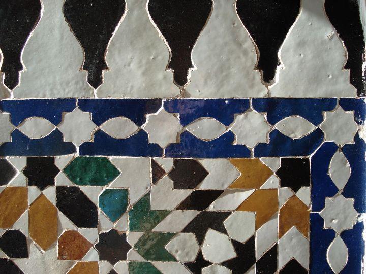 Mosaïque : entre tradition etmodernité