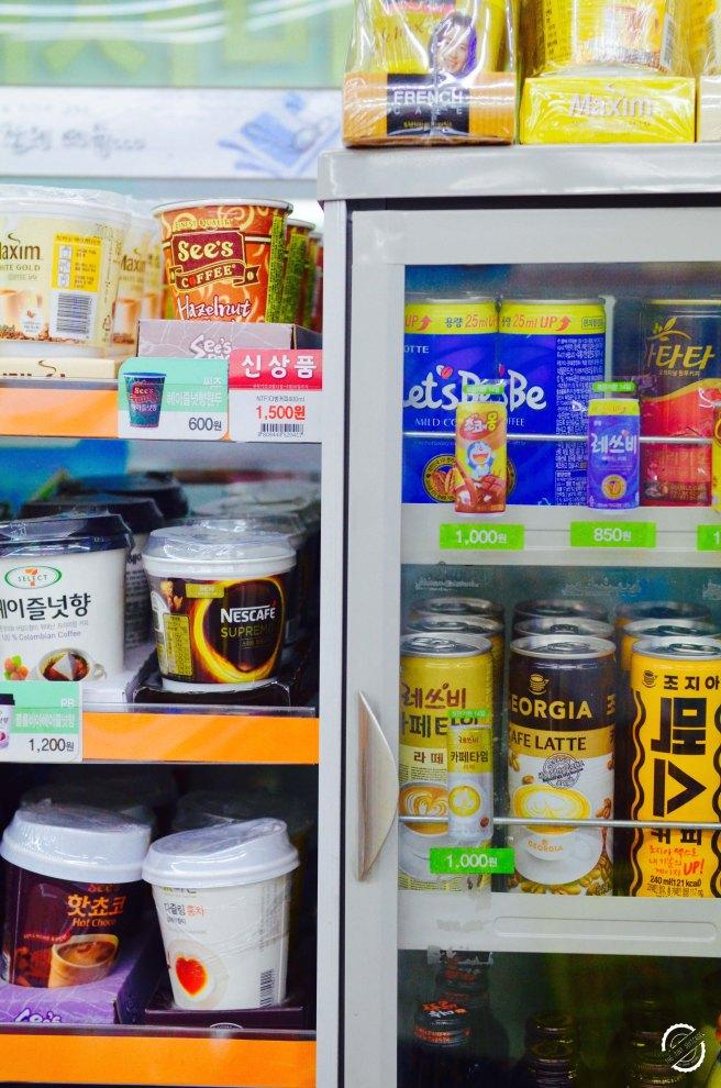 The Tiny Suitcase - Shopping Coréen