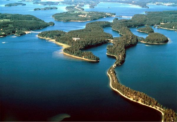 lagos finladeses