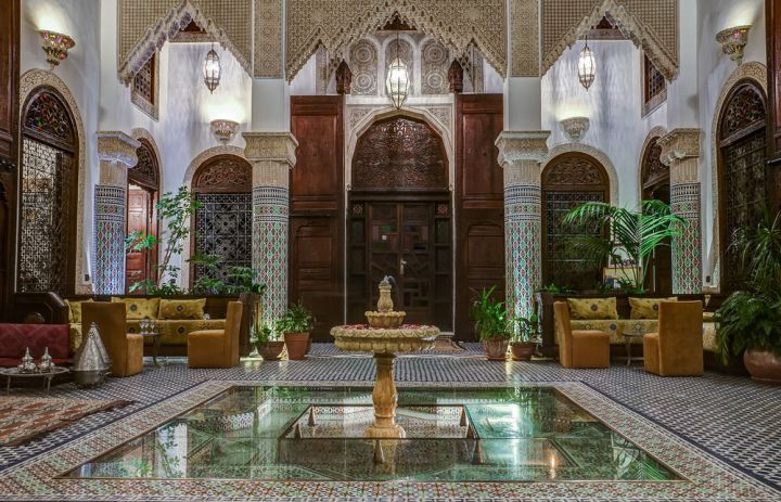 Architecture : top 5 de Riads marocains