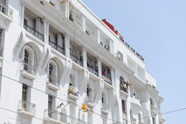 Casablanca: modernité avant tout!